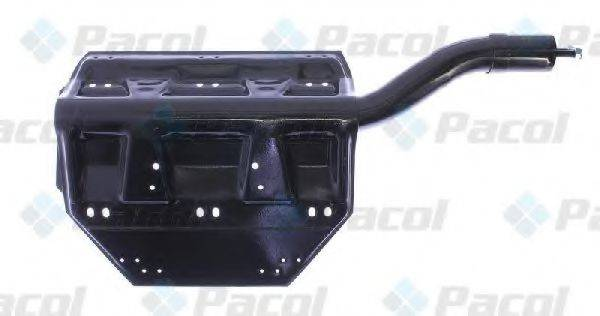 Монтажный комплект, крыло PACOL BPD-SC029L