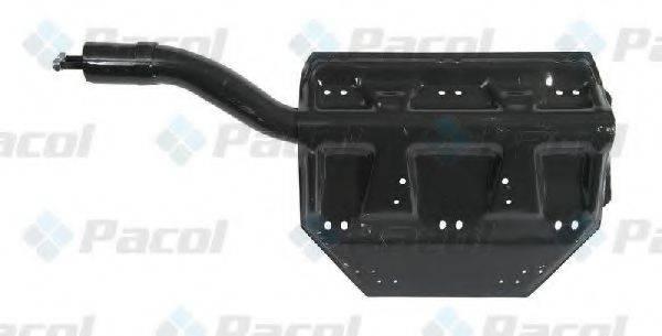 Монтажный комплект, крыло PACOL BPD-SC029R