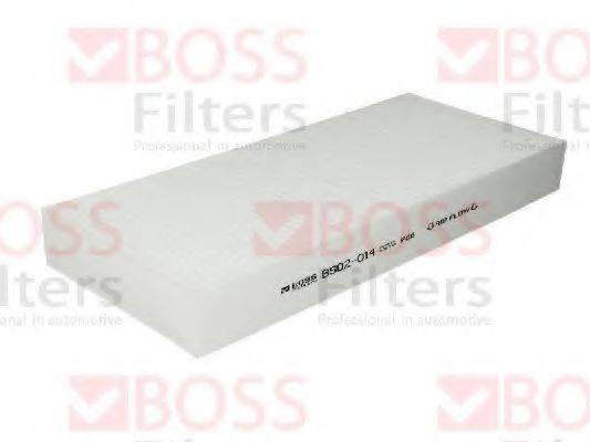 Фильтр, воздух во внутренном пространстве BOSS FILTERS BS02-014