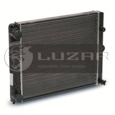 Радиатор, охлаждение двигателя LUZAR LRc 0410