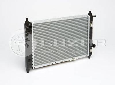 Радиатор, охлаждение двигателя LUZAR LRc DWMz98233