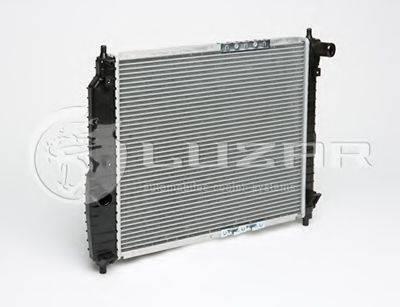Радиатор, охлаждение двигателя LUZAR LRc CHAv05175