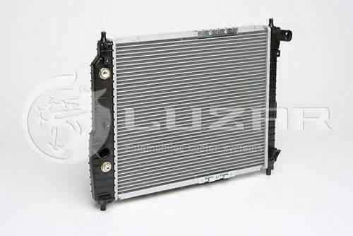 Радиатор, охлаждение двигателя LUZAR LRc CHAv05224