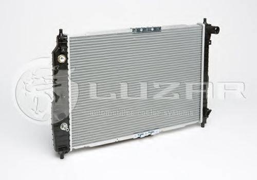 Радиатор, охлаждение двигателя LUZAR LRc CHAv05226