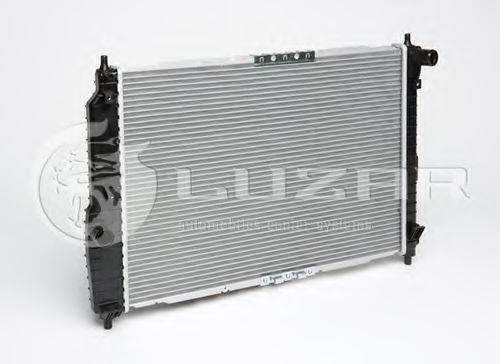Радиатор, охлаждение двигателя LUZAR LRc CHAv05125