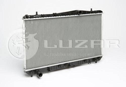 Радиатор, охлаждение двигателя LUZAR LRc CHLt04178