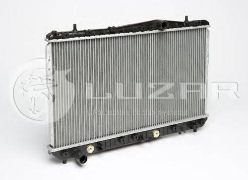Радиатор, охлаждение двигателя LUZAR LRc CHLt04244