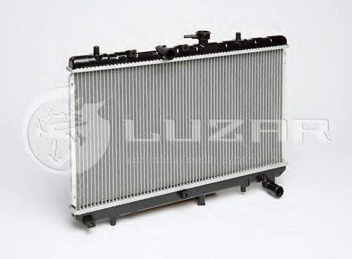 Радиатор, охлаждение двигателя LUZAR LRc KIRi05110