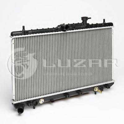 Радиатор, охлаждение двигателя LUZAR LRc HUAc99240