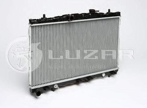 Радиатор, охлаждение двигателя LUZAR LRc HUEl00210