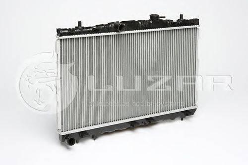 Радиатор, охлаждение двигателя LUZAR LRc HUEl00100