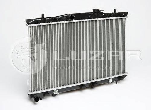 Радиатор, охлаждение двигателя LUZAR LRc HUEl00251