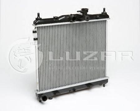 Радиатор, охлаждение двигателя LUZAR LRc HUGz02110