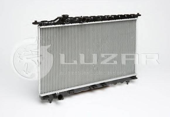 Радиатор, охлаждение двигателя LUZAR LRc HUSo98101