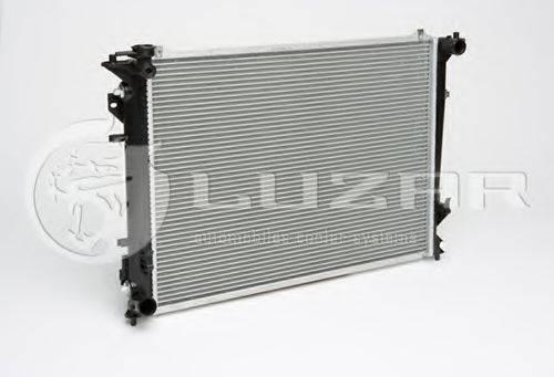Радиатор, охлаждение двигателя LUZAR LRc HUSo05380