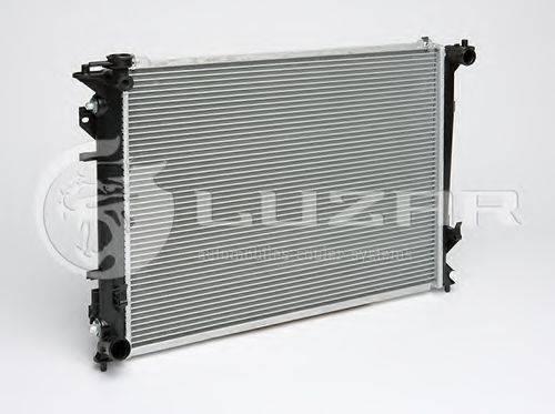Радиатор, охлаждение двигателя LUZAR LRc HUSo05140