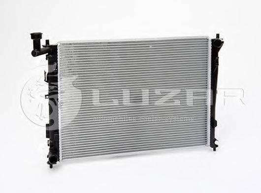 Радиатор, охлаждение двигателя LUZAR LRc KICd07110