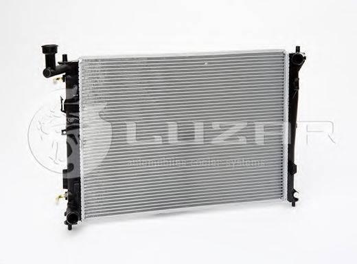 Радиатор, охлаждение двигателя LUZAR LRc KICd07250