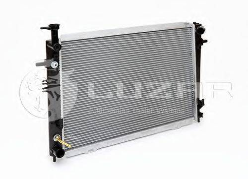 Радиатор, охлаждение двигателя LUZAR LRc KISt04380