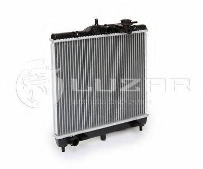 Радиатор, охлаждение двигателя LUZAR LRc KIPc04100