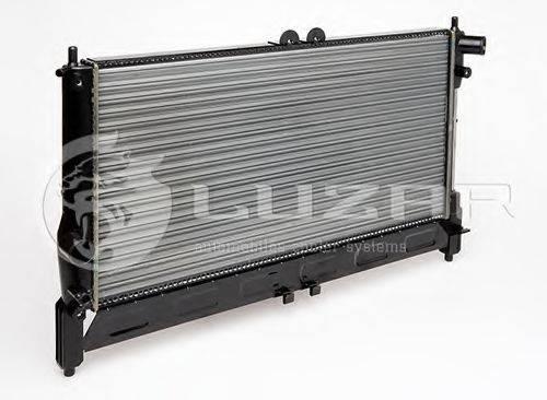 Радиатор, охлаждение двигателя LUZAR LRc 0561