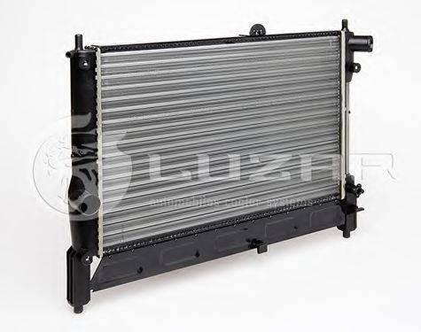 Радиатор, охлаждение двигателя LUZAR LRc 0563