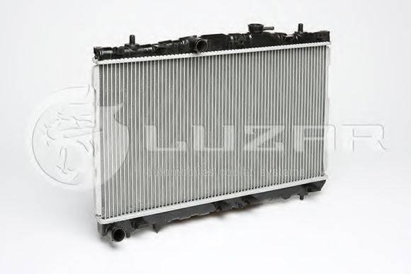 Радиатор, охлаждение двигателя LUZAR LRc HUEl001D1