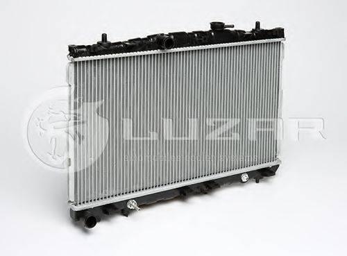 Радиатор, охлаждение двигателя LUZAR LRc HUEl002D2