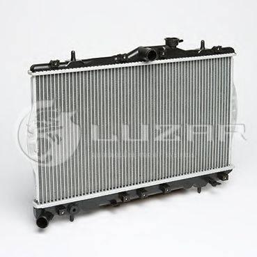 Радиатор, охлаждение двигателя LUZAR LRc HUAc94270