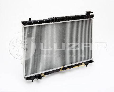 Радиатор, охлаждение двигателя LUZAR LRc HUSf00250