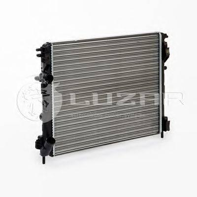 Радиатор, охлаждение двигателя LUZAR LRc RELo04382