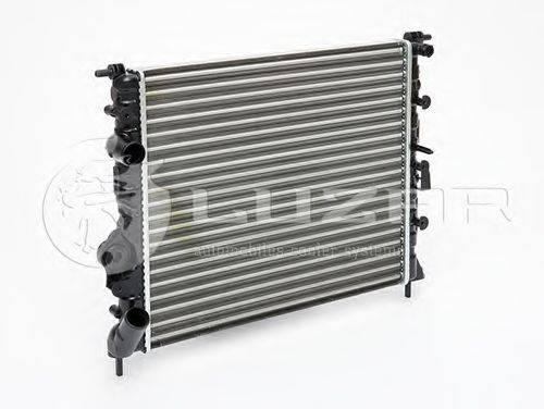 Радиатор, охлаждение двигателя LUZAR LRc RELo04334