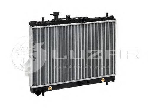 Радиатор, охлаждение двигателя LUZAR LRc HUMx01200