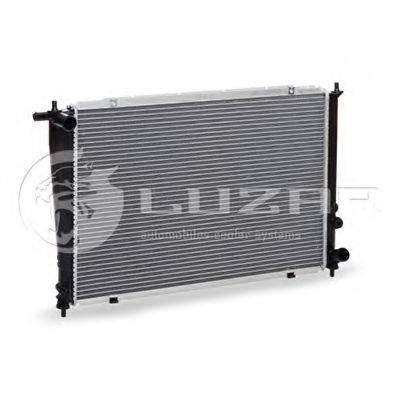 Радиатор, охлаждение двигателя LUZAR LRc HUPr96100