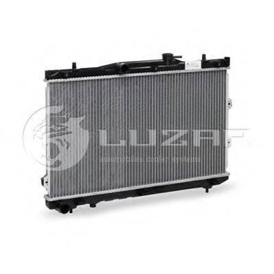 Радиатор, охлаждение двигателя LUZAR LRc KICe04100