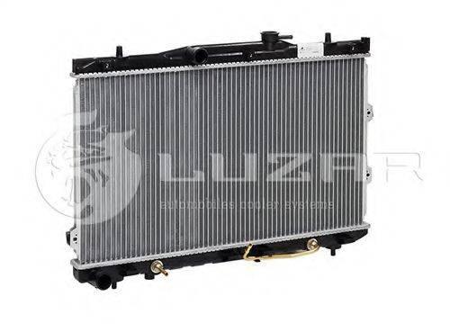 Радиатор, охлаждение двигателя LUZAR LRc KICe04210