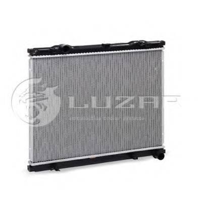Радиатор, охлаждение двигателя LUZAR LRc KISo02150