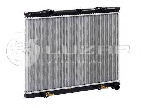 Радиатор, охлаждение двигателя LUZAR LRc KISo02200