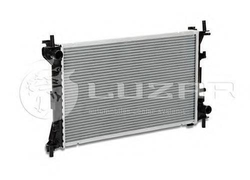Радиатор, охлаждение двигателя LUZAR LRc FDFs98111