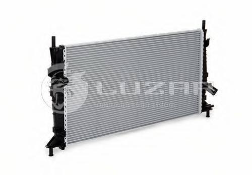 Радиатор, охлаждение двигателя LUZAR LRc FDFs03392