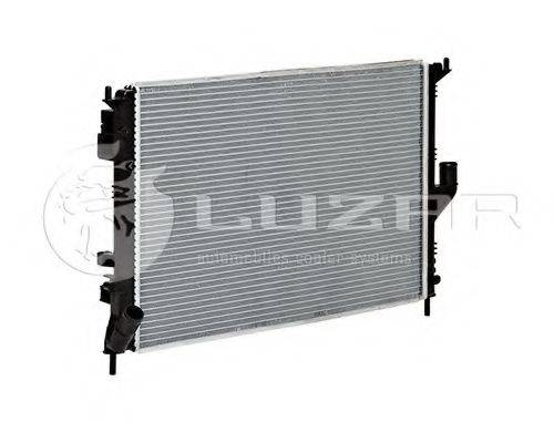 Радиатор, охлаждение двигателя LUZAR LRc RELo08139