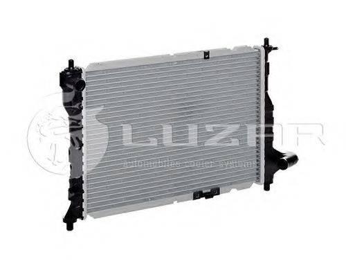 Радиатор, охлаждение двигателя LUZAR LRc CHSp05175