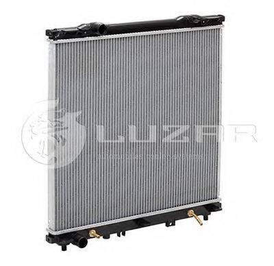 Радиатор, охлаждение двигателя LUZAR LRc KISo02370