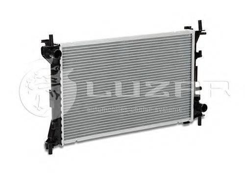 Радиатор, охлаждение двигателя LUZAR LRc FDFs98258