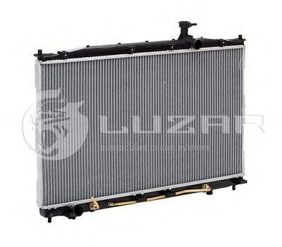 Радиатор, охлаждение двигателя LUZAR LRc HUSf06320