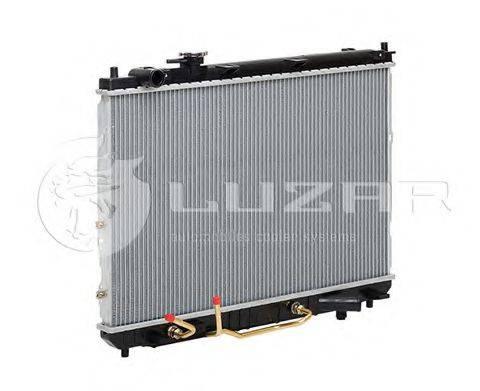 Радиатор, охлаждение двигателя LUZAR LRc 081FB