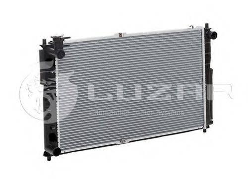 Радиатор, охлаждение двигателя LUZAR LRc 08C5