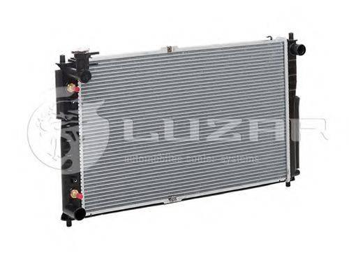 Радиатор, охлаждение двигателя LUZAR LRc 08158