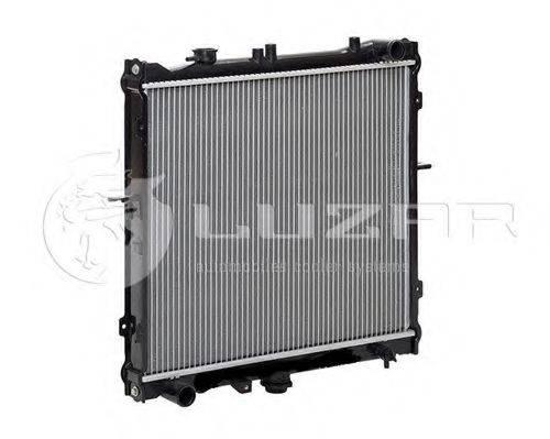 Радиатор, охлаждение двигателя LUZAR LRc 0812