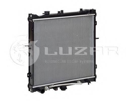 Радиатор, охлаждение двигателя LUZAR LRc 08122